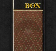 Vox Amplifier – iPhone 5 Case by Alisdair Binning