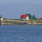 Ram Island Lighthouse by Jack Ryan