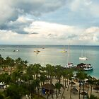Early Morning in Aruba by Roland Pozo