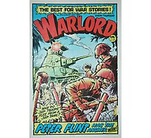 Warlord - Peter Flint Photographic Print