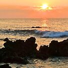 Sun up on Oahu by Linda Sparks