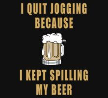 Beer Jogging by pixelman
