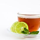 Lemon Mint Tea by Anaa