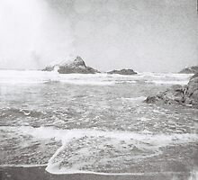 South of Sutro Baths, San Francisco by P.A. Tomassi