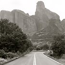 Road to Meteora by dimpdhab
