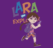 Lara the Explorer by Gimetzco