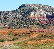 Dirt Road to Tucumcari by skyhat