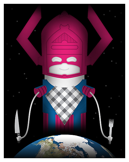 Galactus by SuperLombrices