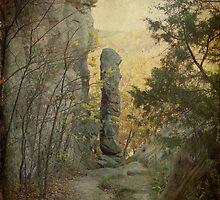 Devil's Smokestack by Sandy Keeton