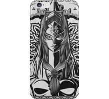 Legend of Zelda Midna Twilight Princess Geek Line Artly  iPhone Case/Skin