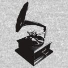 gramophone by red-rawlo
