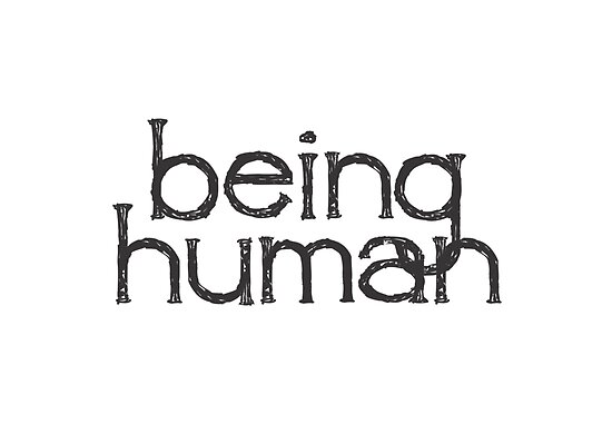 being human card by Vana Shipton