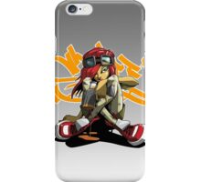 Wall painter iPhone Case/Skin