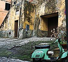 """Old dear  """" Italian vespa """" by gluca"""