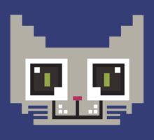 Pixel Cat by MFSdesigns