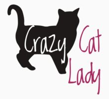 Crazy Cat Lady by Ali B
