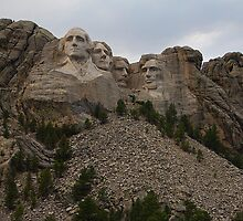 Rushmore by Rob Atkinson
