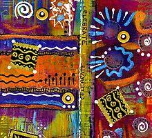 Life Gives Us So Many Colors So Many Shades by © Angela L Walker