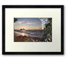 2328-All the Best Framed Print