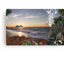 2328-All the Best Canvas Print