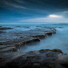 l'heure bleue by Julie Begg