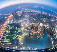 Planet Dubai by Sebastian Opitz