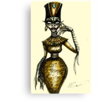 Queen Tut Canvas Print