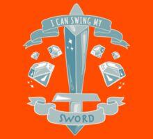 Diamond Sword - Tshirt Kids Clothes