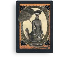 Spooky Tea Canvas Print