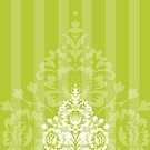 elegant serene pattern 3 by Kat Massard