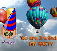 You Are Invited to My Party by Dennis Melling