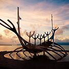 The Sun Voyager - Iceland by YorkStCreative