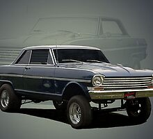 1962 Chevy II Dragster by TeeMack