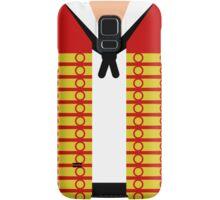 Enjolras Minimal Vest Case Samsung Galaxy Case/Skin