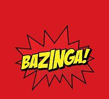 Bazinga - I Gotcha by DetourShirts