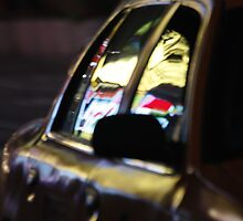 Yellow taxi - New York City by Silje Schanche