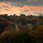 Autumnal ruins by Alex  Motley