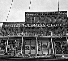 Old Washoe Club  by thecameraman
