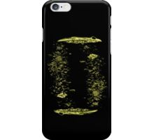 Golden bubbles iPhone Case/Skin