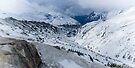 Skagway Valley From Summit by Yukondick