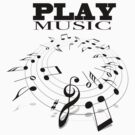 PLAY MUSIC by yosi cupano