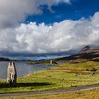 Loch assynt, Scotland  by Asher Haynes