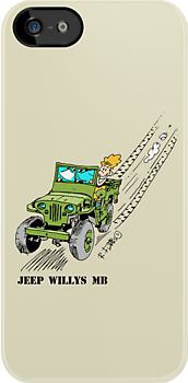 Willys jeep MB by RFlores