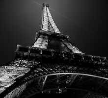 Glow - Paris at Night by theparrishhouse