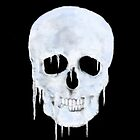Iced Skull by TinaGraphics