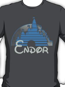 Endor - Wishes. Dreams. The Force. T-Shirt