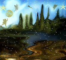 LAND OF THE FAIRIES by Sherri     Nicholas