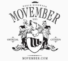 Movember member by bigredbubbles6
