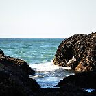 Rocky Waves by LilCreativeSpce