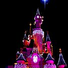 Disney Castle  by picky62version2